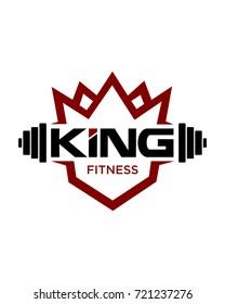 fitness logo template