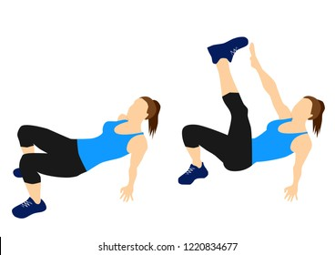 Fitness workout exercise