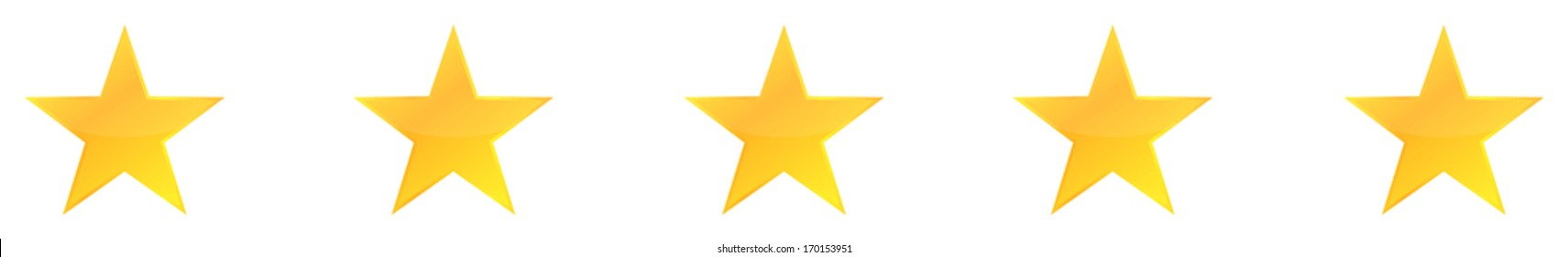 Five Star Premium Quality Product Vector