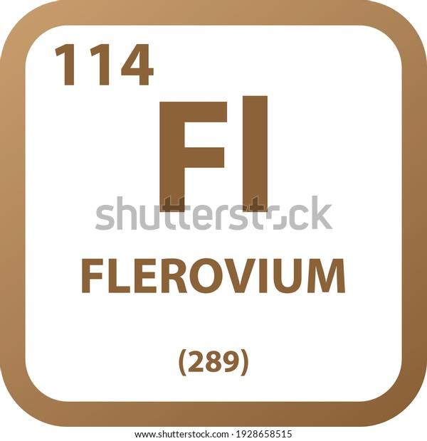 fl-flerovium-chemical-element-vector-600