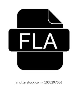 fla file vector symbol