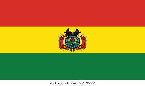 Flag of Bolivia(state)