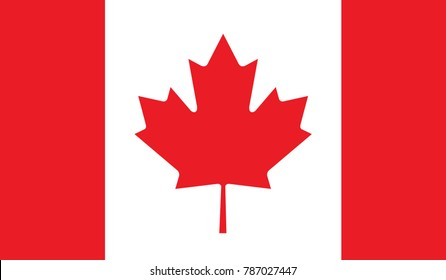 Flag of Canada official