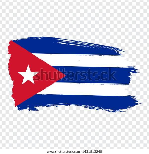 国旗 キューバ