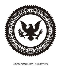 flag day background, united states. vector illustration
