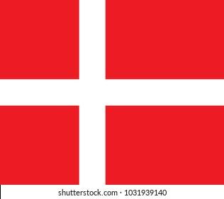 Flag of Denmark, Dannebrog