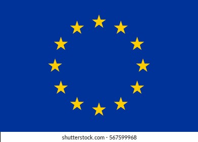 Flag of Europe.