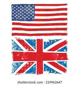 flag, flagged, american, background, grunge, usa, us, vector,  america, striped, stripes, old,  emblem, design, fourth, election, patriotism, antique, patriot, glory, symbolic