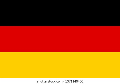 Flag of Germany Vector Download