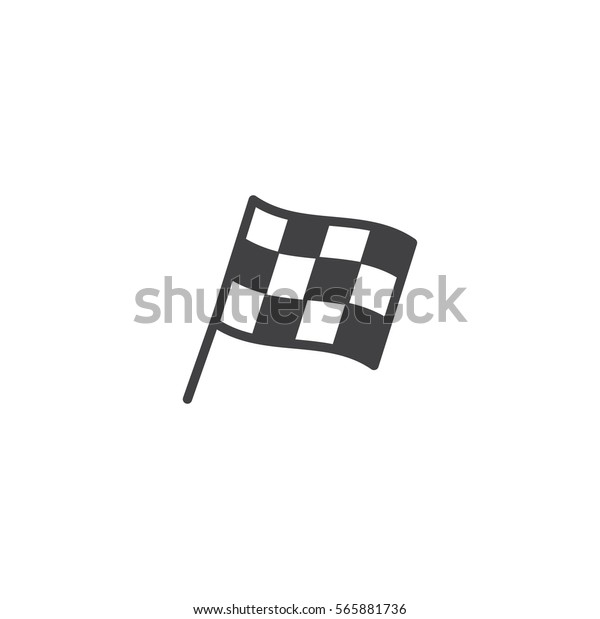 flag icon. sign design