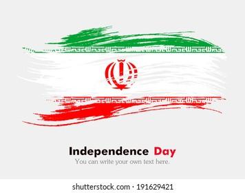 Flag of Iran
