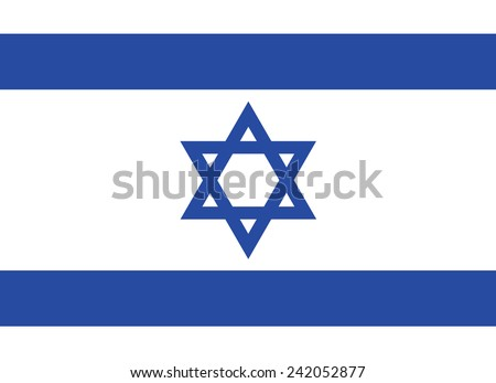 Flag of Israel rightly