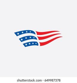 flag logo icon company