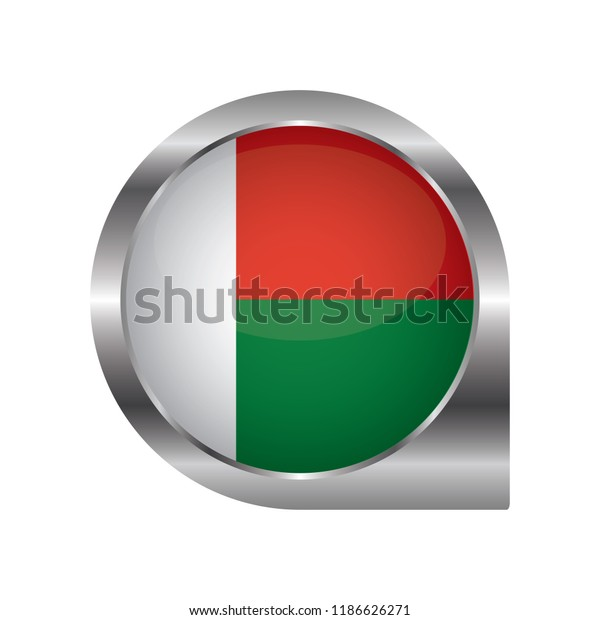 Flag Madagascar Location Map Pin Pointer Stock Vector ... on madagascar road map, madagascar location in the world, madagascar place map, madagascar forest map, madagascar on a map, madagascar environment map, madagascar thematic map, madagascar area map, madagascar and south america, madagascar history map, madagascar temperature map, madagascar absolute location, madagascar people map, africa and madagascar island map, madagascar country map, madagascar island world map, antananarivo madagascar map, madagascar physical map, madagascar on world map, antsiranana madagascar map,