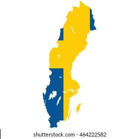 Karta Sverige Images Stock Photos Vectors Shutterstock