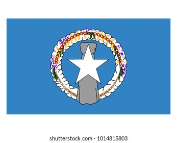 Flag of Northern Mariana Islands