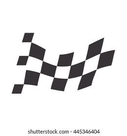 Flag Race Logo
