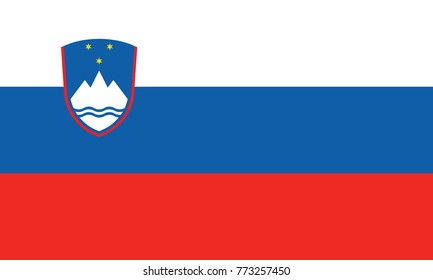 Flag of Slovenia original