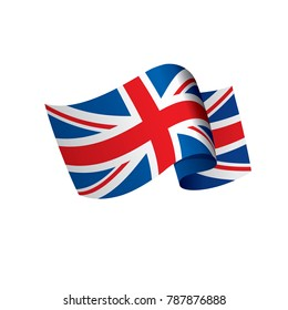 Flag of the United Kingdom, vector