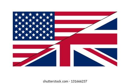 Flag US/UK