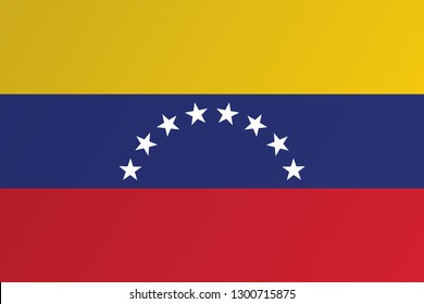 Flag of venezuela vector eps10.  venezuela flag eps10