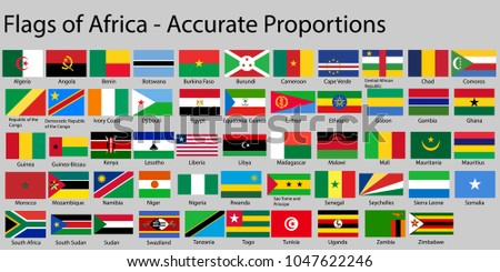 the original name of african continent
