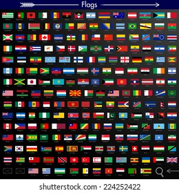 Flags of all countries Official Size >Best Quality<