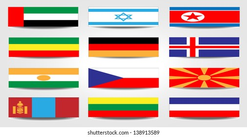 flags countries