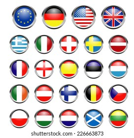 flags set isolated