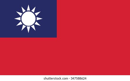 flags of Taiwan
