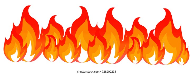 cartoon flame images stock photos vectors shutterstock rh shutterstock com cartoon flame thrower cartoon flame ring