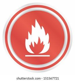 Flames (Elegance plus, red version)