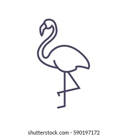 Flamingo Tattoo Images Stock Photos Vectors Shutterstock