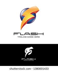 Flash 3D Logo Template