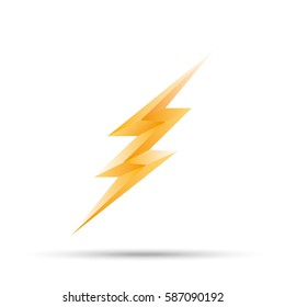 Lightning Bolt 3d Images Stock Photos Vectors