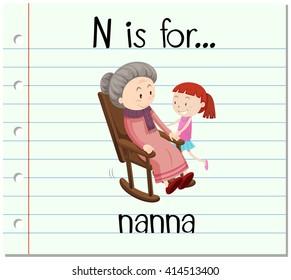 Nanna Images Stock Photos Amp Vectors Shutterstock