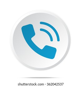 Blue Phone Images, Stock Photos & Vectors | Shutterstock