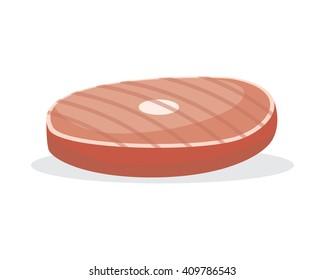 flat bread food culinary dish restaurant image vector