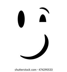 Zeichen zwinker smiley ▷ Applaus