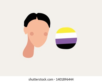 Non-binary Images, Stock Photos & Vectors | Shutterstock
