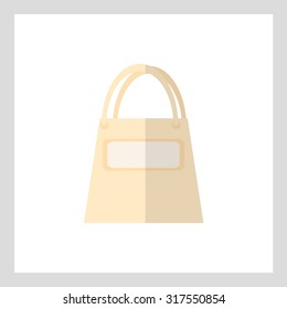 Flat design style modern vector illustration. Isolated on stylish color background.