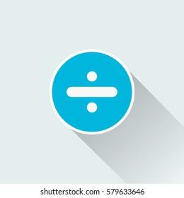 flat division icon