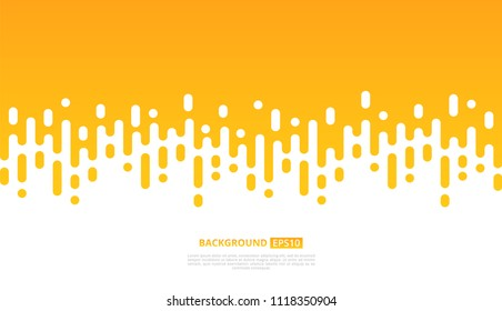 flat geometric abstract background