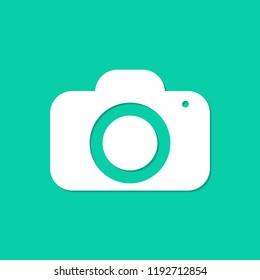 Flat Icon Camera