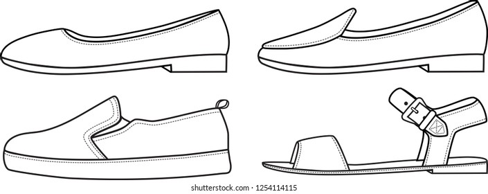 blank shoes images stock photos vectors shutterstock