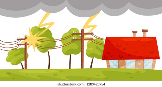 Electricity Pole Images, Stock Photos & Vectors | Shutterstock