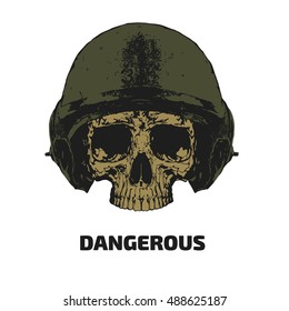 Military Skull Stock Images Royalty Free Images Amp Vectors