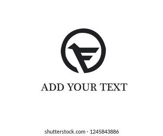 flay logo icon & vector design
