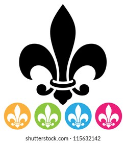 Royalty Free Fleur De Lis Stock Images Photos Vectors Shutterstock
