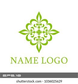 Fleur de lis Vector Icon Logo